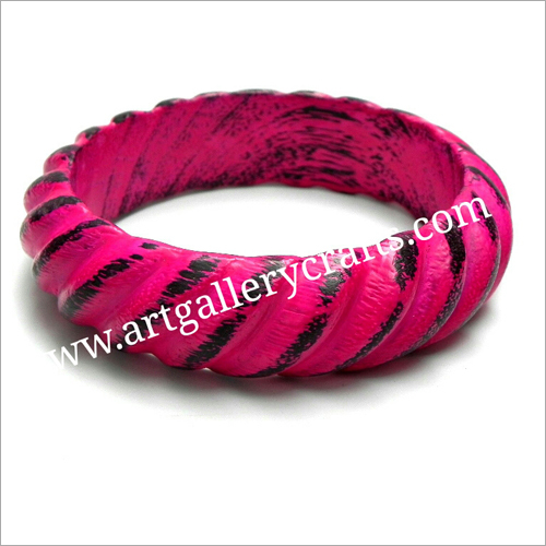 Wooden Antique Colour Bangle