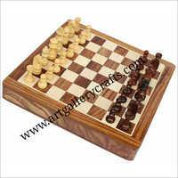 Conseil en bois d'échecs