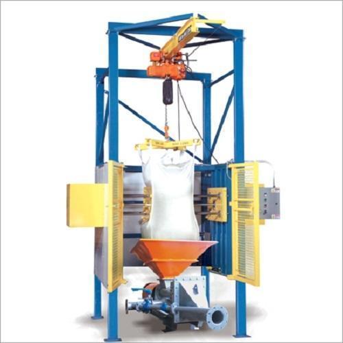 Jumbo Bag Debagging System For Cement & Flyash