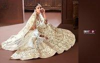 Heavy Designer Silk Bridal Lehenga