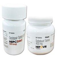 Hepcdac Daclatasvir 60mg Tablets