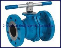 Marck ball valve