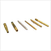 Brass Contact Pin
