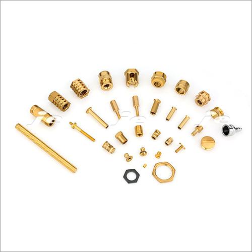 Brass Precision Connector Part