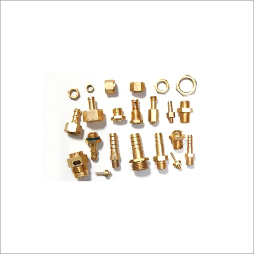 Brass Gas Parts