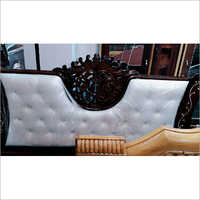 Hardwood Wooden Bed Headboard