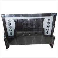 Stylish Wooden Bed Headboard