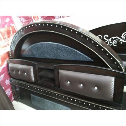 Designer Wooden Bed Headboard