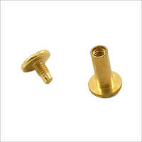 Extra Long Brass Joining Screw