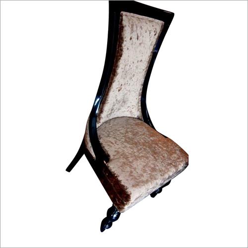 High Back Fancy Wooden Chair