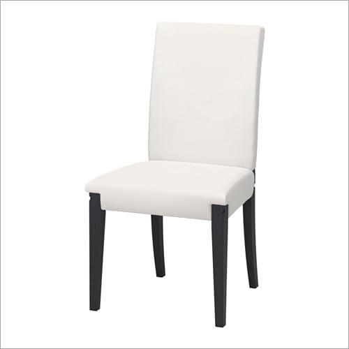 Armless Wooden Fancy Chair