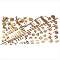 Brass Earthing Spares