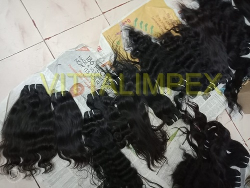 Virgin Remy Weft Hairs