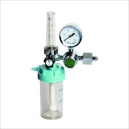 Measuring Oxygen Flow Meter