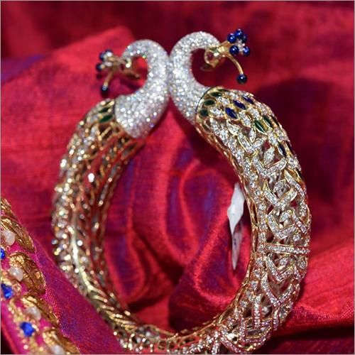 Ladies Diamond Kada