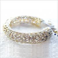 Ladies Diamond Designer Kada