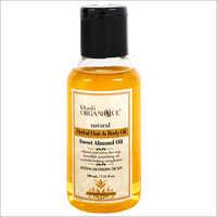 Khadi 100ML Sweet Almond Oil