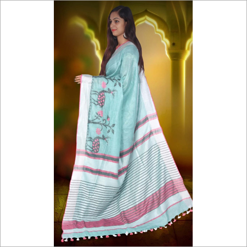 Ladies Digital Print Saree