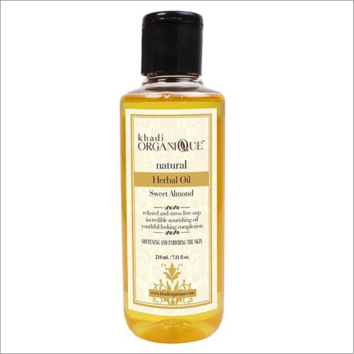 Sweet Almond Oil 210 ML