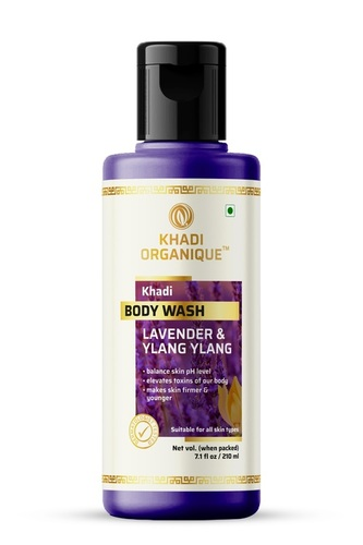 Lavender And Ylang Ylang Body Wash