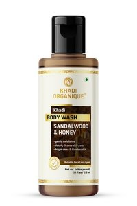 Sandalwood And Honey Body Wash