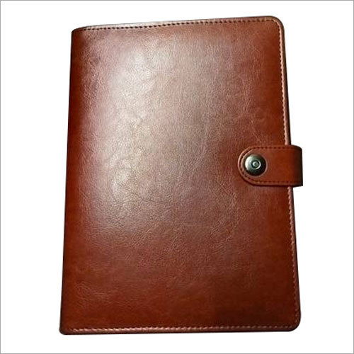 Leather Power Bank Diary