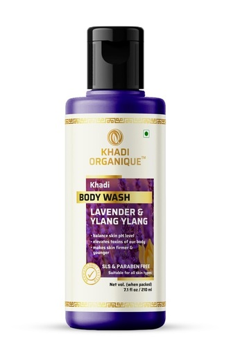 Lavender And Ylang Y Body Wash