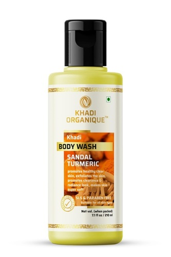 Sandal Turmeric Body Wash