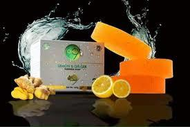 Lemon & Ginger Fairness Soap