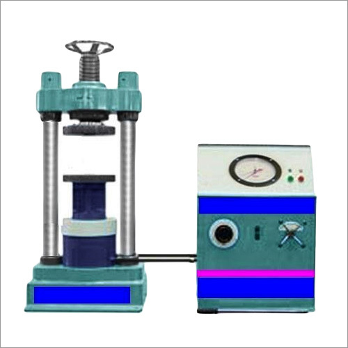 Electrically Operated Compression Testing Machine