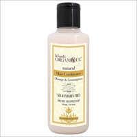 KHADI Orange Lemongrass Hair Conditioner(SLS P.Free)