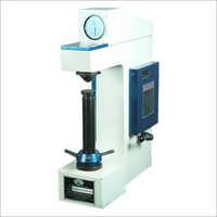 Rockwell Cum Brinell Hardness Testing Machine