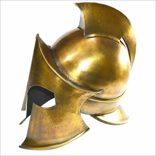 Brass King Sparton 300 Movie Helmet