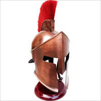 Nautical Copper Helmet