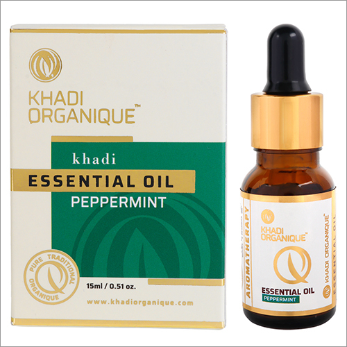 Peppermint Oil Age Group: Adults