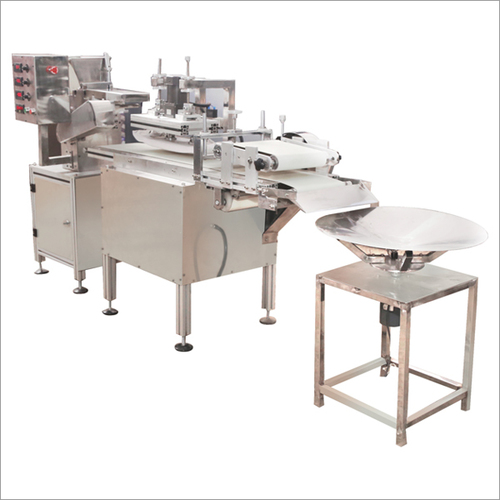 Automatic Cutting Portioning & Shaping Machine