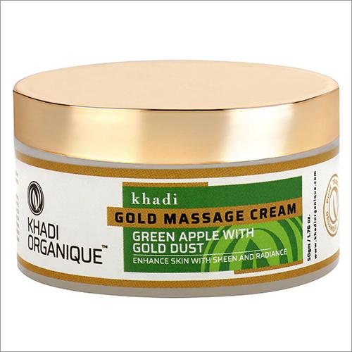 Face Gold Massage Cream