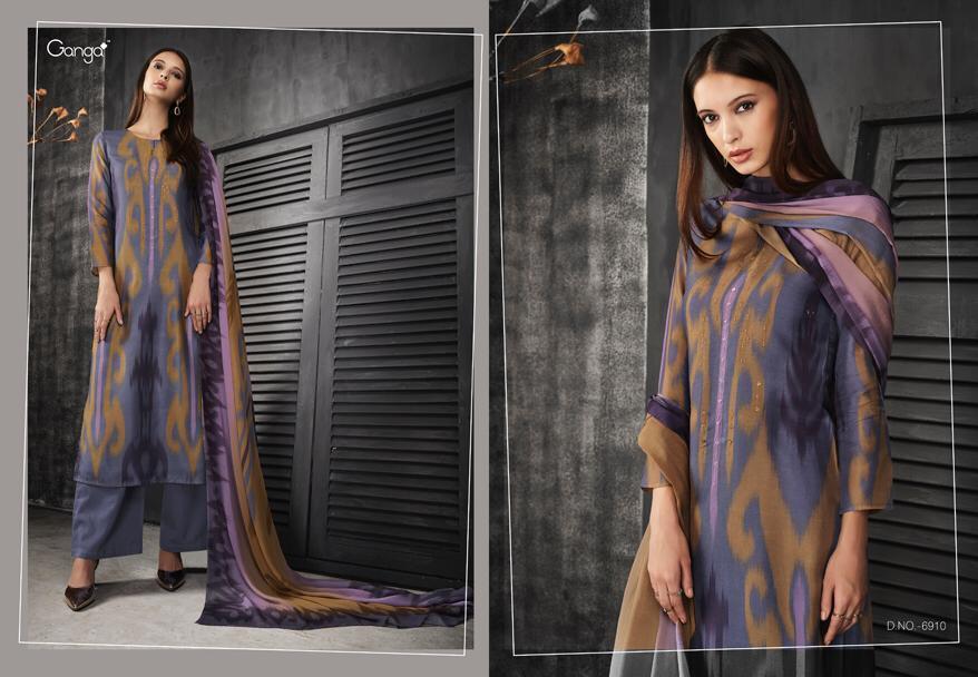 Fancy Printed Salwar Kameez