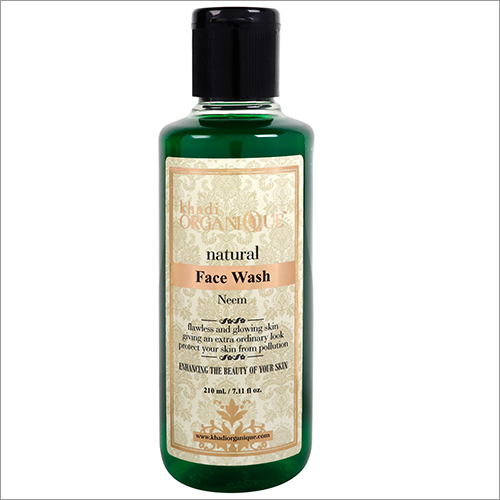 Khadi Neem Face Wash