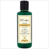 KHADI Neem and Tulsi  Face Wash