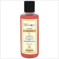 Khadi Rose Face Wash