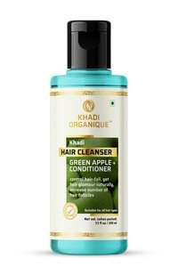 Green Apple + Conditioner Hair Cleanser