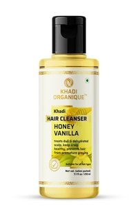 Honey & Vanilla Hair Cleanser