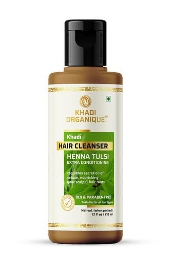 Henaa Tulsi Extra Conditining Hair Cleanser