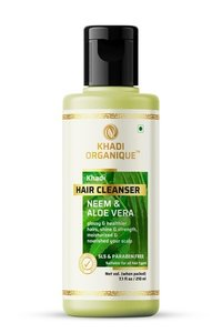 Neem And Aloevera Hair Cleanser