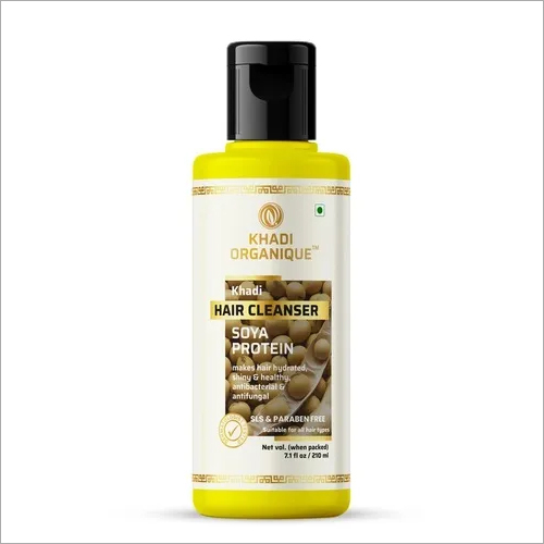 Herbal Hair shampoo Soya Protein