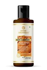Woody Sandal & Honey Hair Cleanser