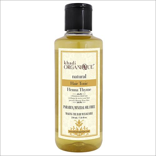 Henna Thyme Hair Tonic