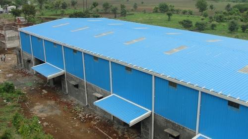 Prefab Steel Framed Buildings
