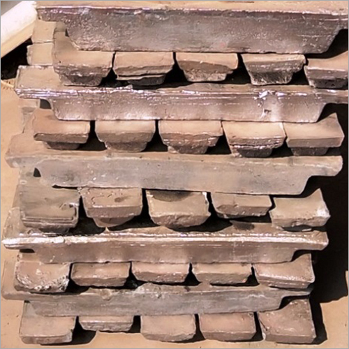 Refined Lead Ingot